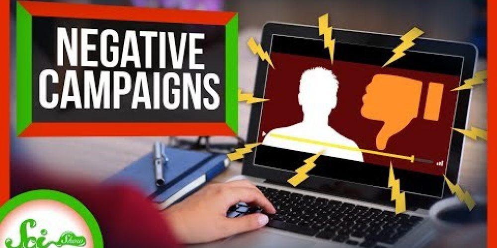 The New Era of Negative Campaigns