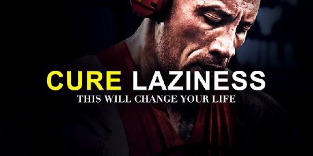 CURE LAZINESS – Must Hear *life changing* Inspirational Speech