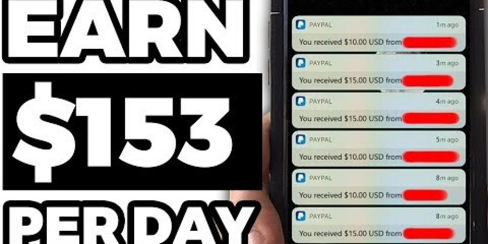 Kevin David Earn $153 A Day to COPY And PASTE
