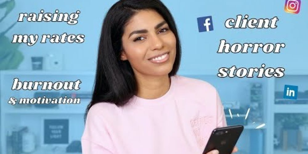 Social Media Manager Q&A | Worst Client Ever, Procrastination, & Burnout