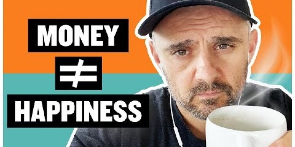 The Secret to Making More Money is to Stop Chasing it | Tea With GaryVee