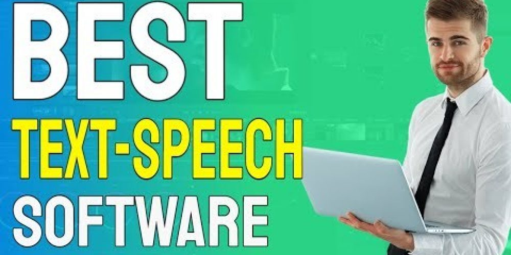 Best Text To Speech Software For PC | Best Text To Speech App
