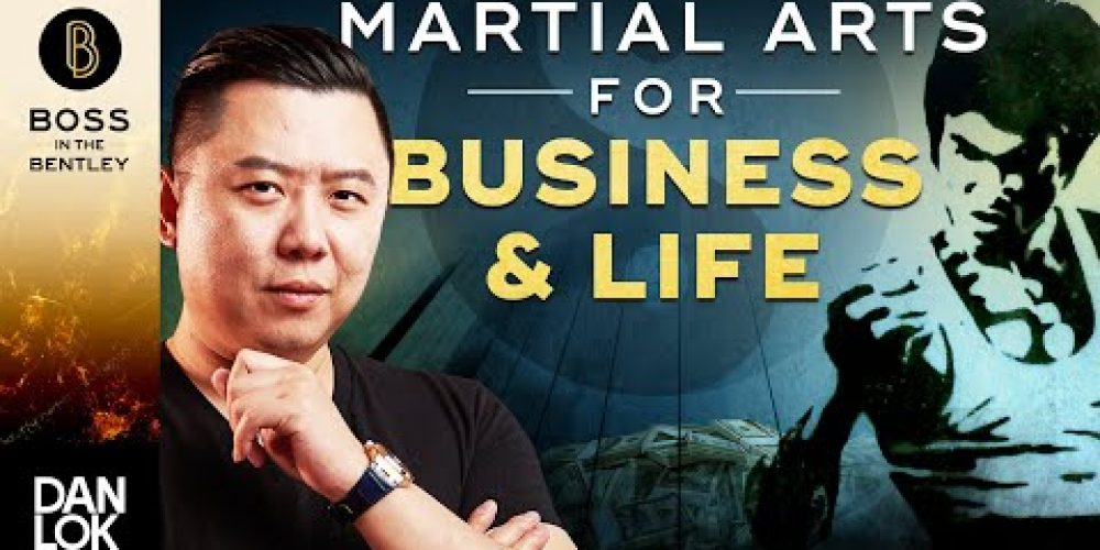 How Martial Art Philosophies Influenced My Life & Business