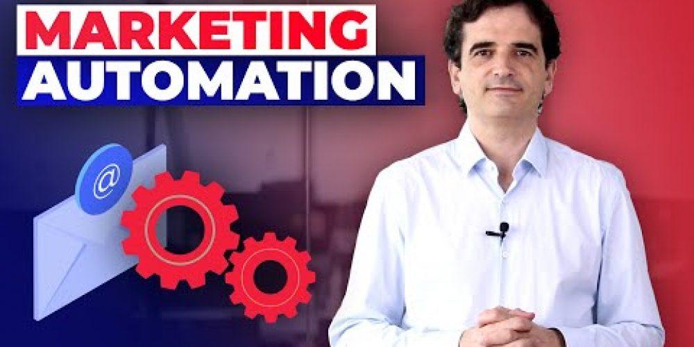 ¿Qué es la Automatización del Marketing? | Marketing Automation