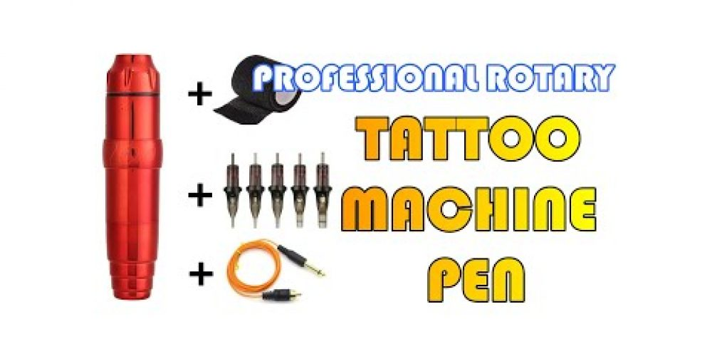 Professional Rotary Tattoo Pen
