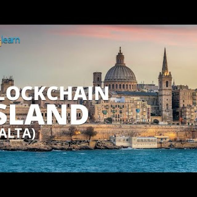 Blockchain Island | How Malta Is Becoming A Global Capital Of Cryptocurrency | Simplilearn