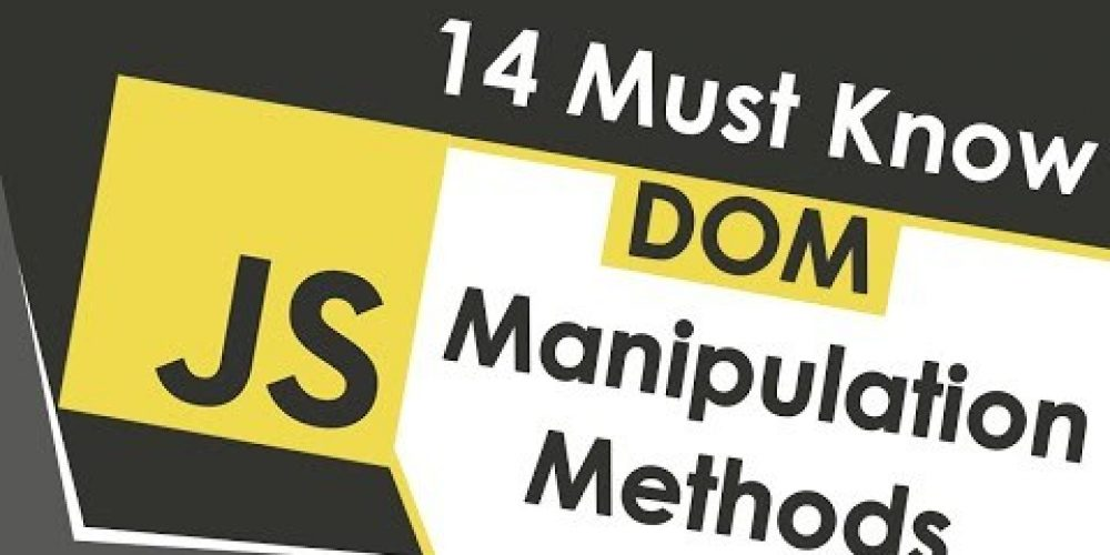 Learn DOM Manipulation In 18 Minutes