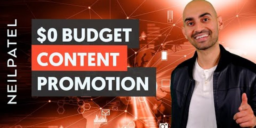 Promoting Your Content With Zero Budget – Module 3 – Lesson 1 – Content Marketing Unlocked