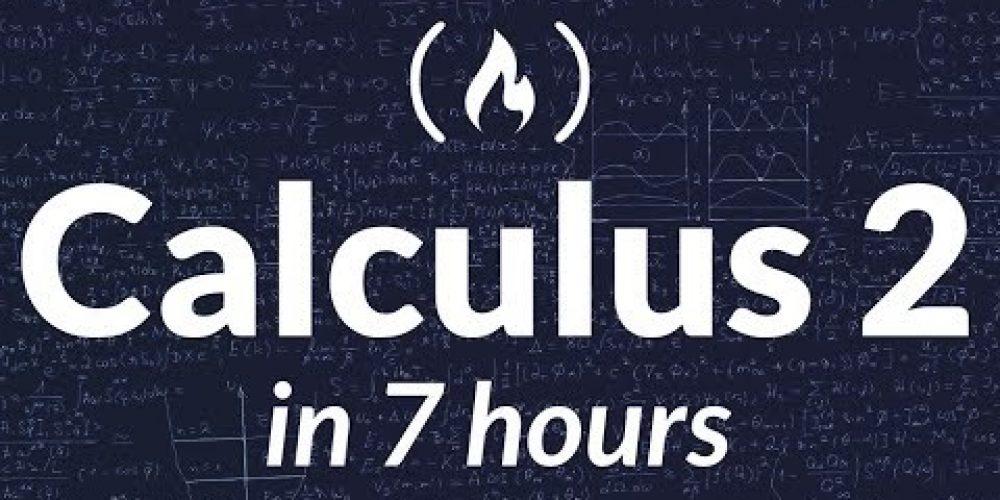 Calculus 2 – Full College Course