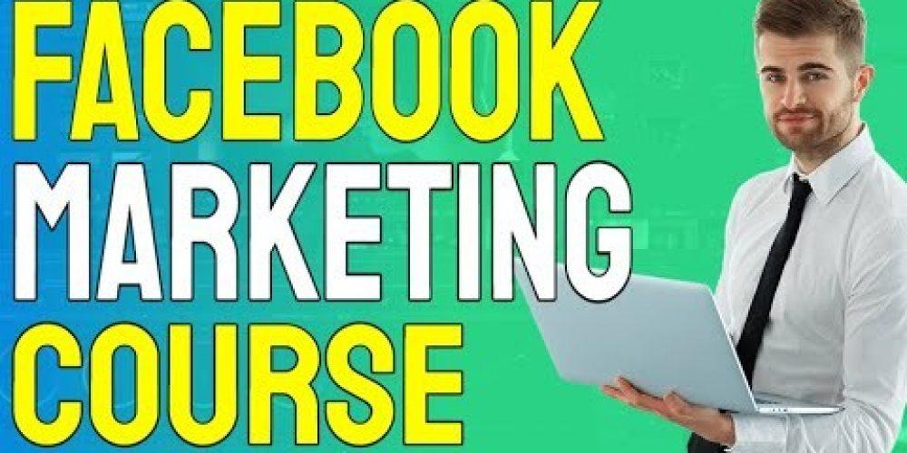 Facebook Marketing Strategy 2021 | Social Media Digital Marketing Course