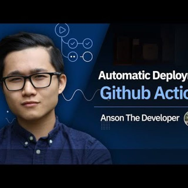 Automatic Deployment With Github Actions