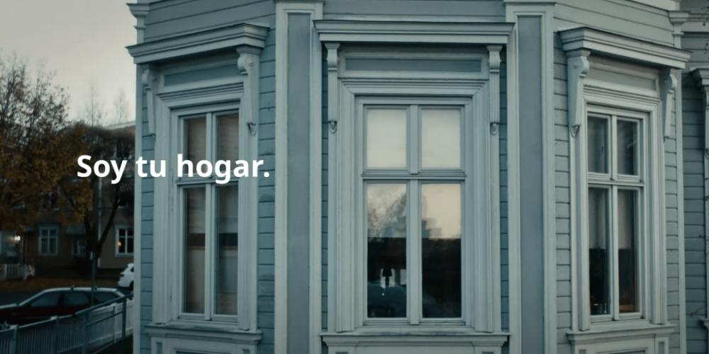 """""""Tu casa tiene algo que decirte"""": IKEA pone voz a nuestros hogares durante la cuarentena"""
