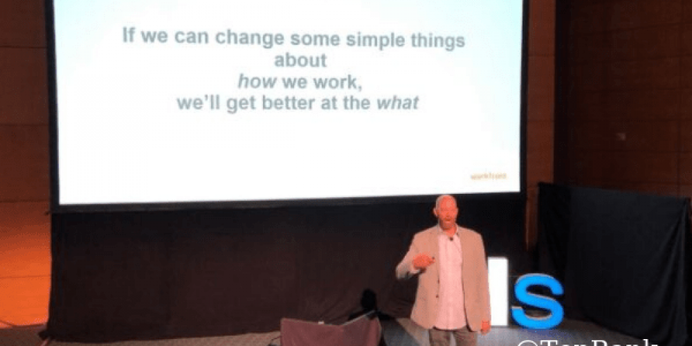 4 Marketing Productivity Tips from Workfront's Mike Riding #DSMPLS