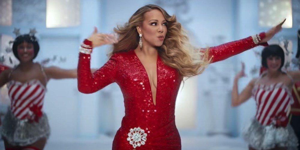 Se abre la temporada de anuncios navideños con este divertido spot de Lay's y Mariah Carey