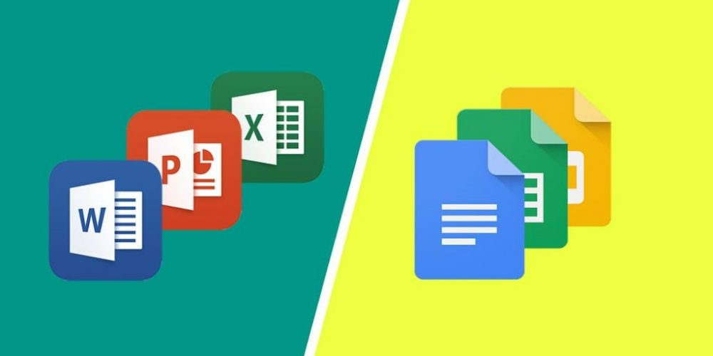 Google Docs ahora soporta documentos de Microsoft Office