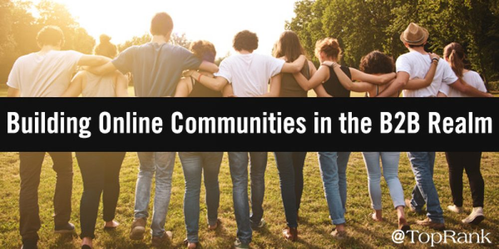 The Community Imperative: Engaging in Conversations Rather Than Disseminating Information