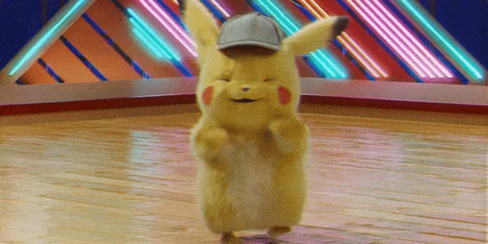 Warner trolea a los usuarios subiendo un vídeo de 100 minutos de Pikachu bailando