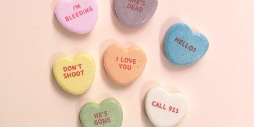 Esta campaña aprovecha San Valentín para pedir un mayor control de las armas en EE.UU.