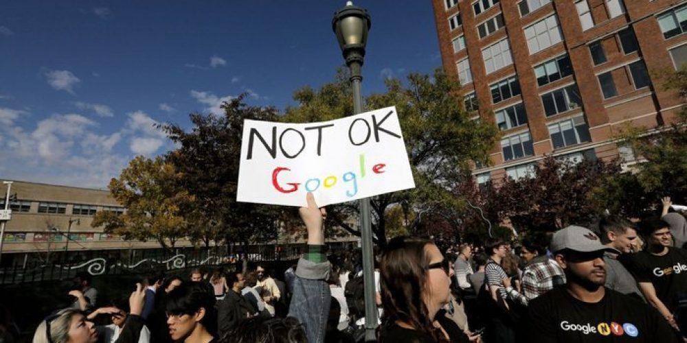 """Google pone fin al """"arbitraje forzado"""" tras reclamos de sus empleados"""