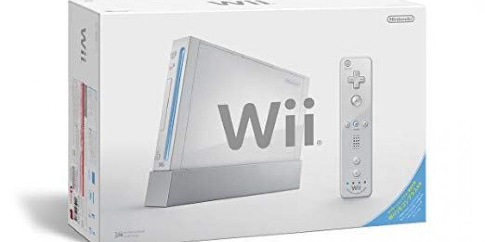Nintendo dejará de reparar consolas Wii a partir de marzo
