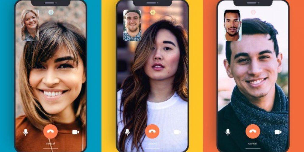 Bumble añade llamadas de voz y videollamadas dentro de la aplicación