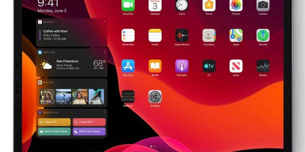 Apple permitirá cambiar el tamaño de los íconos de las aplicaciones en iPad