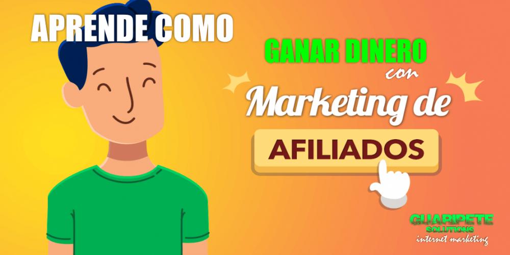 Como Ganar Dinero con Affiliate Marketing | Martes Octubre 1