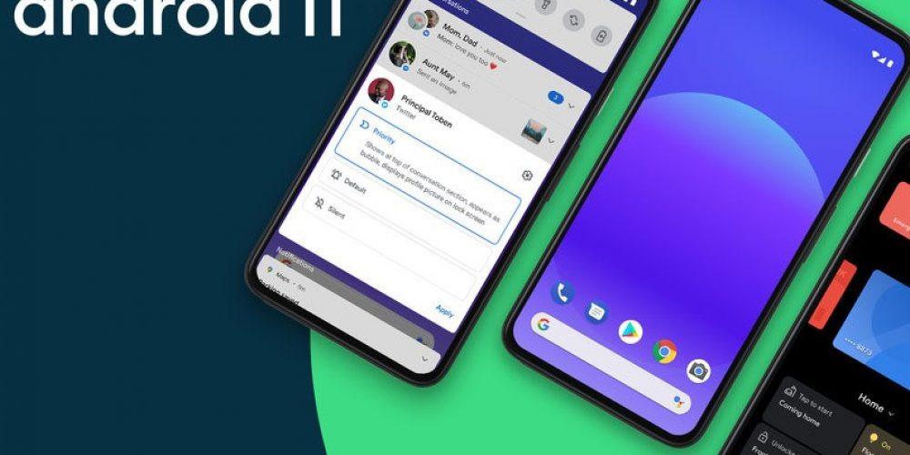 Google prepara el lanzamiento de Android 11