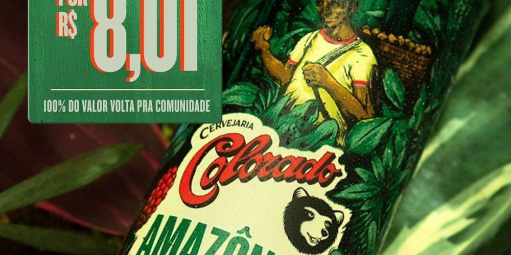 Esta cerveza aumenta de precio a medida que se destruye la selva del Amazonas