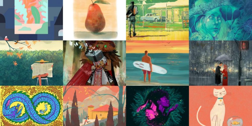 La próxima aplicación de dibujo y pintura para iPad de Adobe se llamará Adobe Fresco