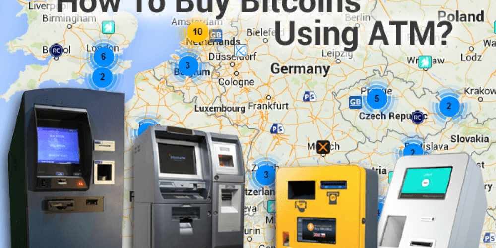 How does a Bitcoin ATM work?