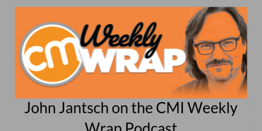 CMI Weekly Wrap Podcast – The Self-Reliant Entrepreneur