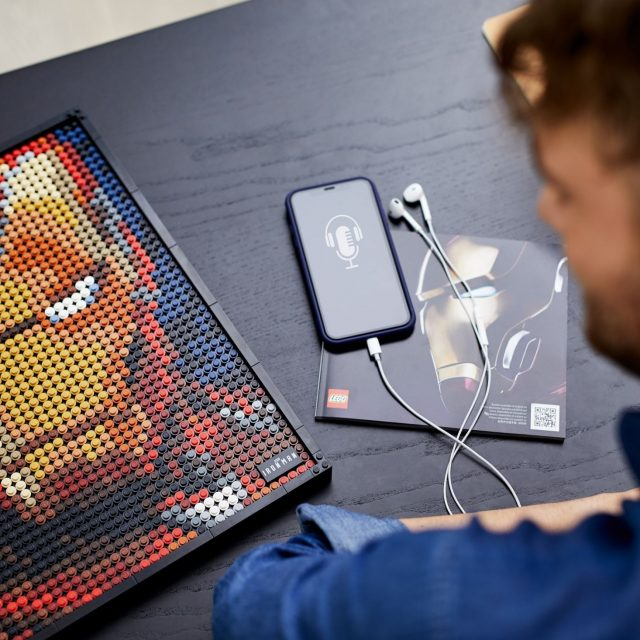 LEGO Art: así son los nuevos kits de LEGO que permiten crear cuadros para decorar tu casa