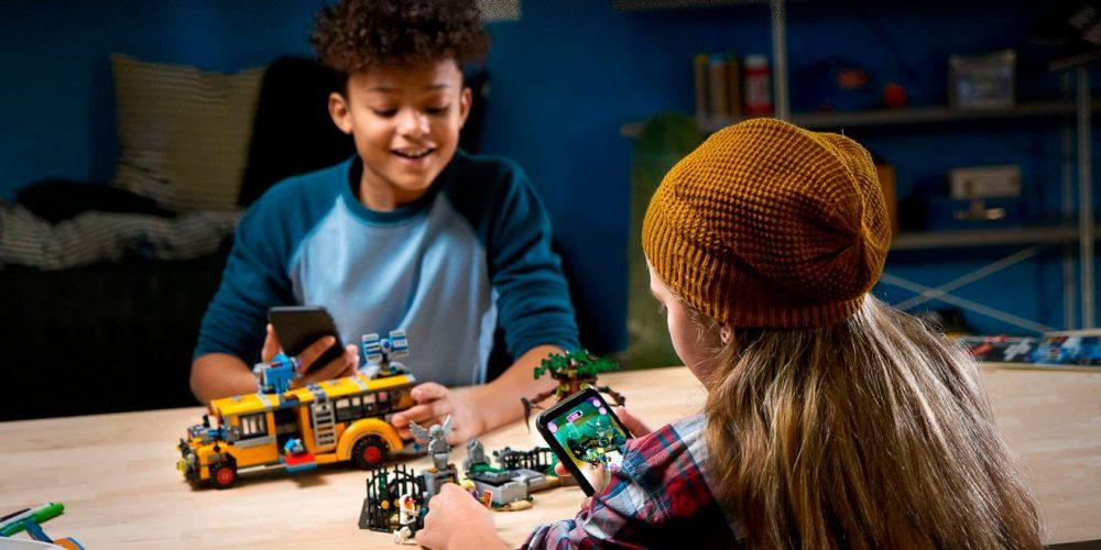 LEGO Hidden Side: así es el primer juego de LEGO con realidad aumentada