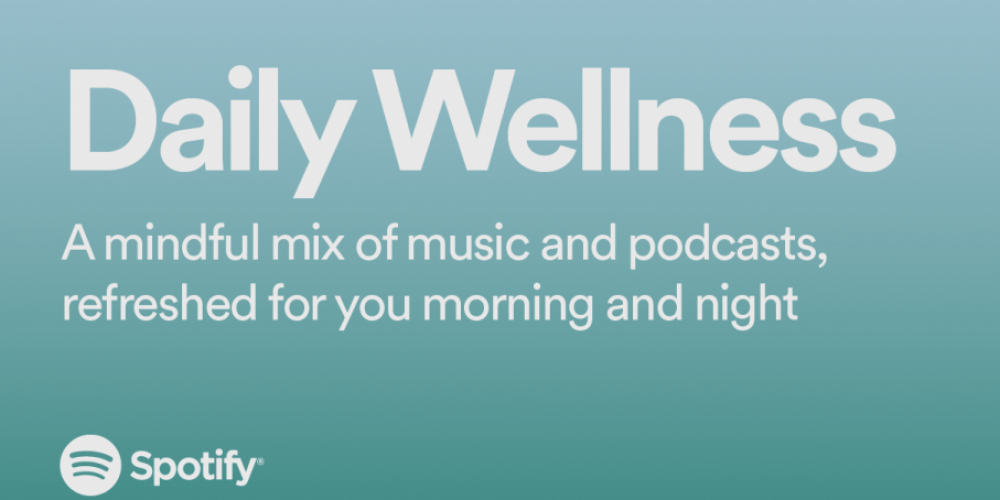 Spotify lanza una nueva playlist para el autocuidado durante la pandemina por coronavirus