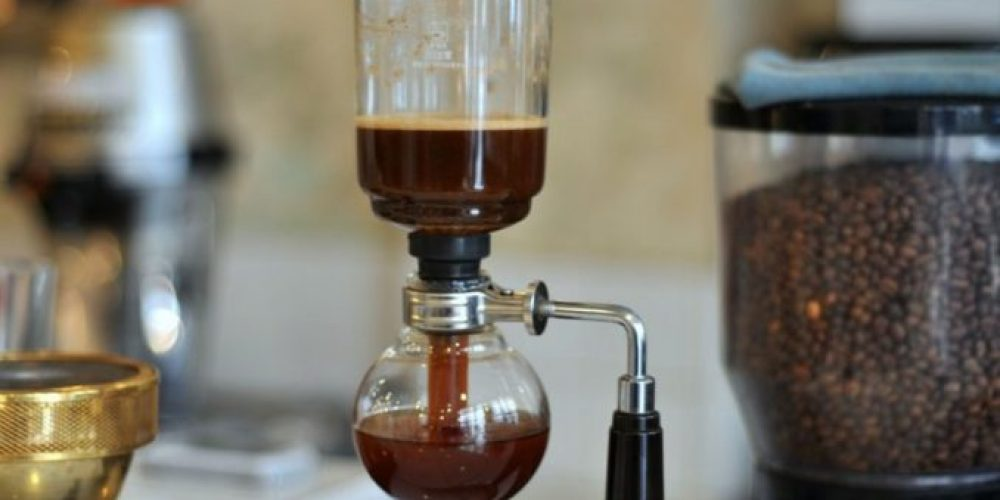 What is a Vacuum Coffee Maker?