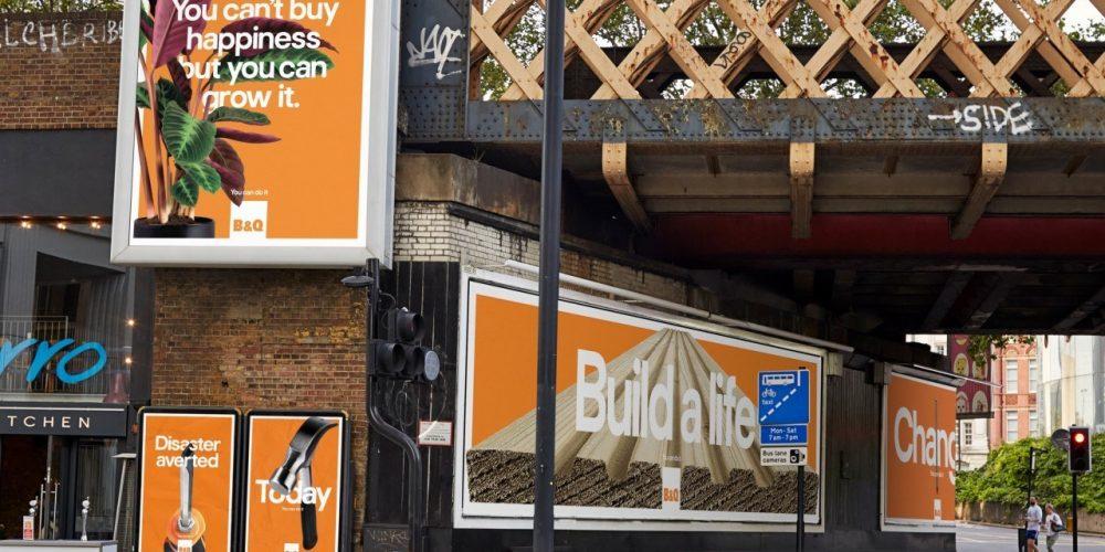 «Construye una vida», la inteligente campaña de una marca de bricolaje en Reino Unido