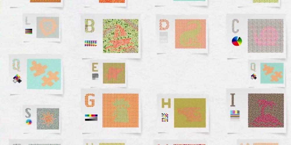 Canon convierte las pruebas de impresión en tests para detectar el daltonismo