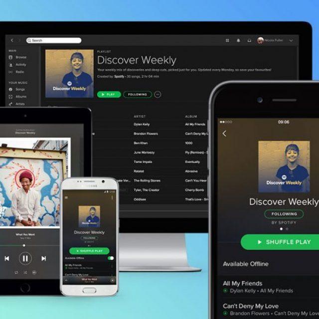 """Los anuncios publicitarios personalizados llegan a """"Discover Weekly"""" de Spotify"""