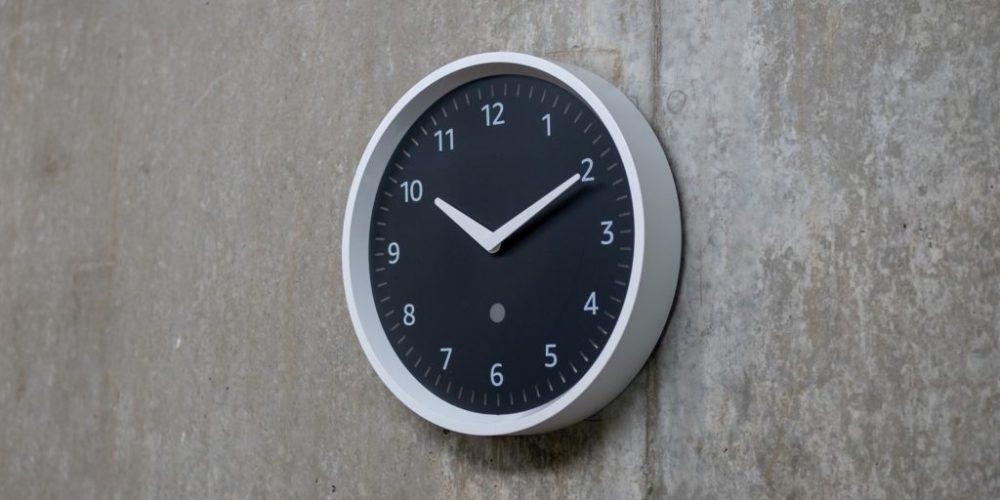 Amazon soluciona el problema de conectividad del Echo Wall Clock