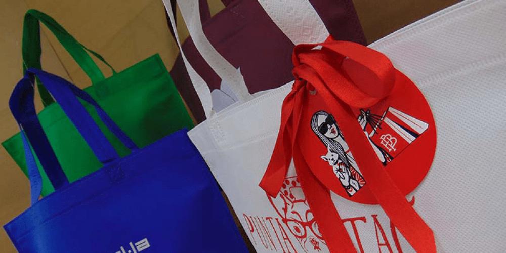 Bolsas de tela: un paso hacia la publicidad ecológica