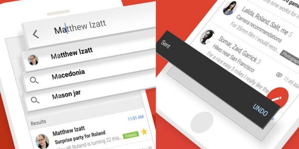 Google lanza una actualización de Gmail para iOS con nuevas opciones para personalizar gestos