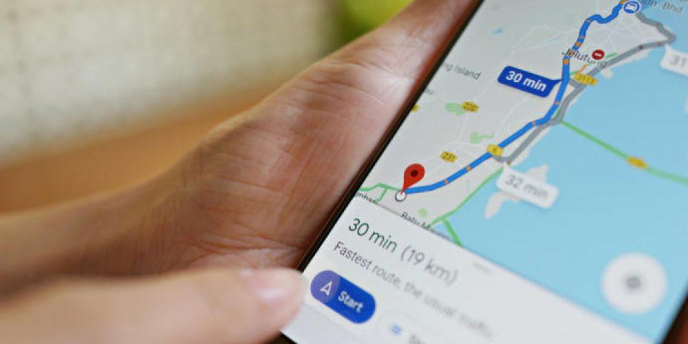 Google Maps ahora permite buscar estaciones de carga de automóviles eléctricos de acuerdo al tipo de enchufe