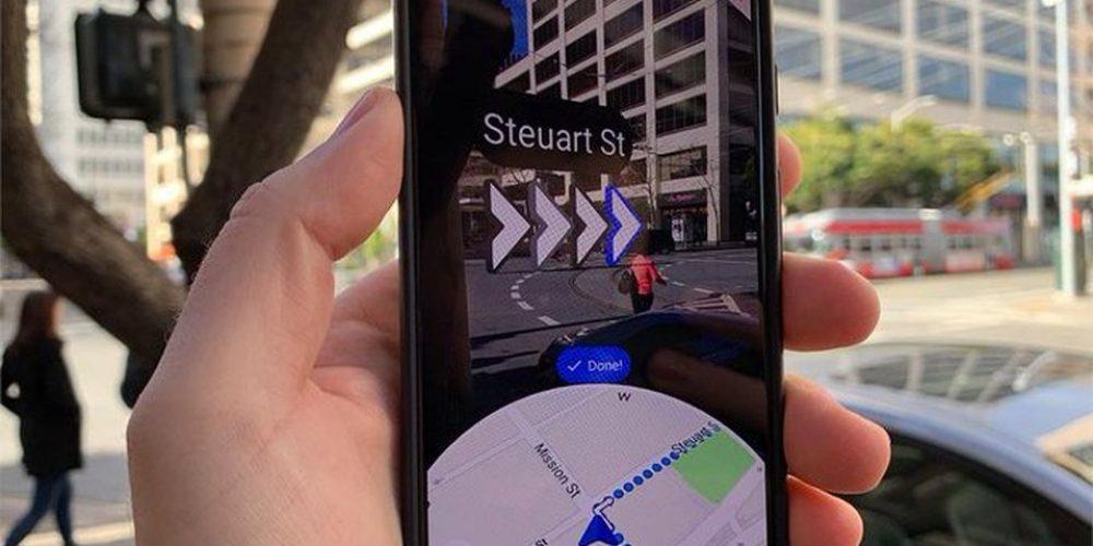La realidad aumentada llega a Google Maps para que no vuelvas a perderte nunca más