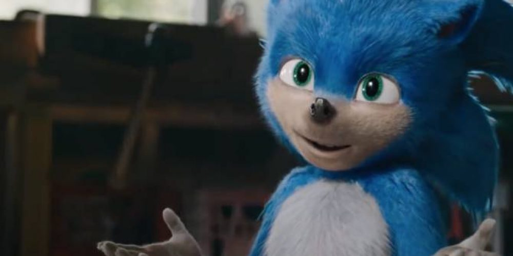 Ya se puede ver el primer trailer de Sonic: La película