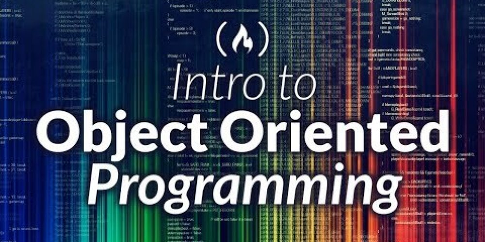 Intro to Object Oriented Programming – Crash Course