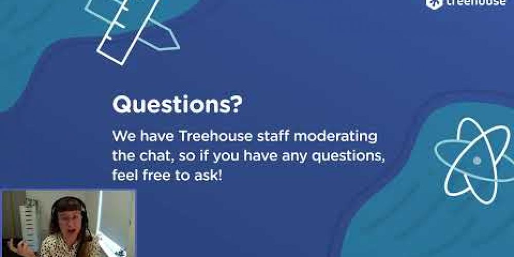 Design Q&A – UX Frameworks with Hope Armstrong | Treehouse Live