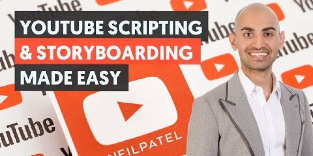 How to Script & Storyboard Your YouTube Videos – Module 2 – Lesson 1 – YouTube Unlocked