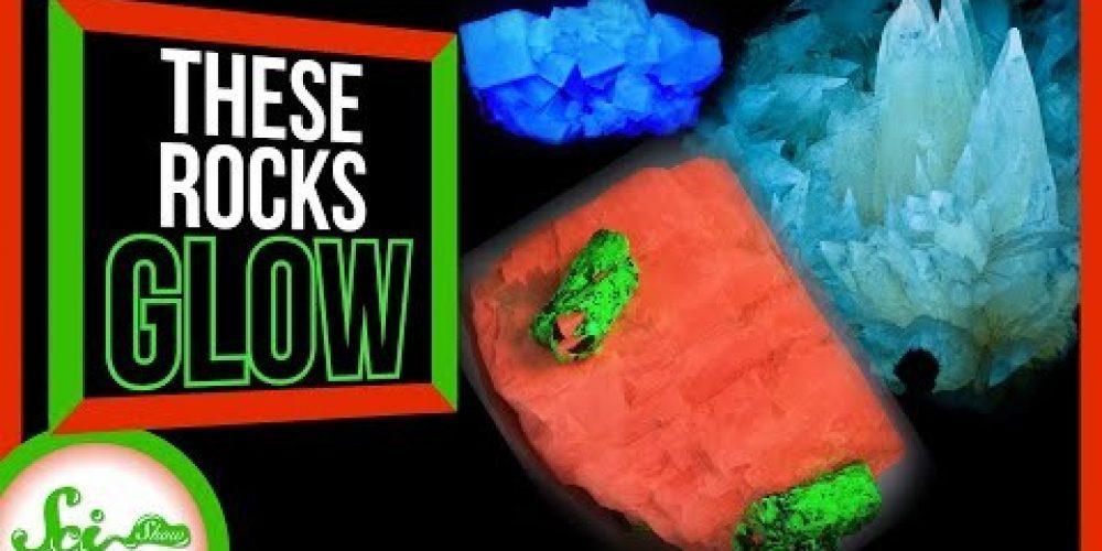 How 5 Rocks Get Their Glow
