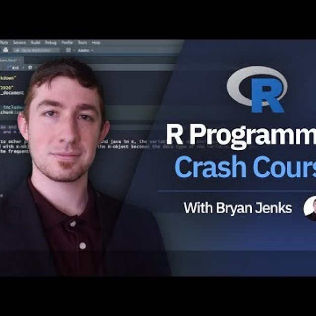 R Programming Crash Course